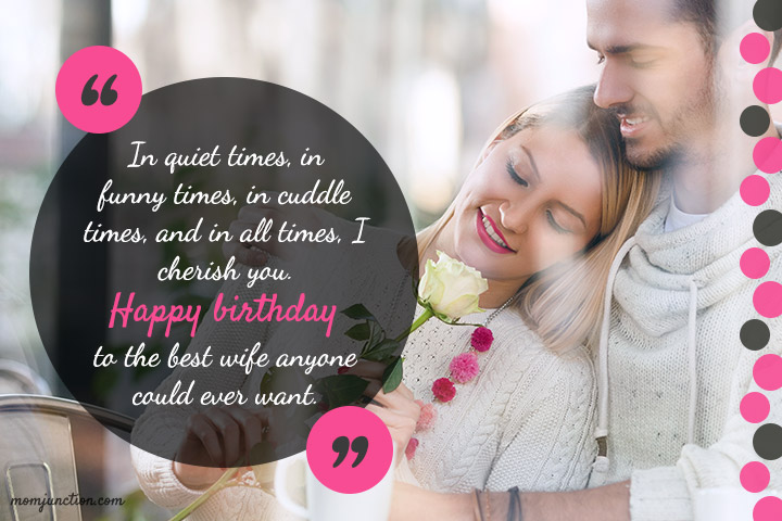 best birthday wishes for wife images