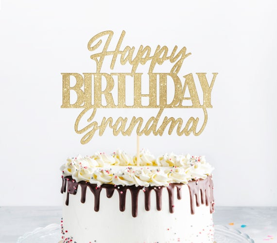happy birthday grandma images hd